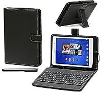Navitech ユニバーサルタブレット用キーボードケース LG G PAD 7.0 / Asus Fonepad 7 FE170CG /  ASUS MeMO Pad 7 ME176C /  Sony Xperia Z3 Tablet Compact (LG G PAD 7.0)