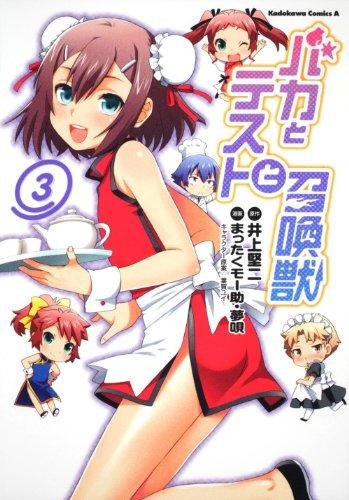 バカとテストと召喚獣 (3) (角川コミックス・エース 256-3)の詳細を見る
