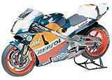 タミヤ 1/12 オートバイシリーズ レプソルホンダNSR500