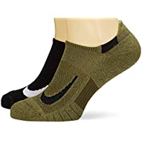 Nike unisex Multiplier No Show Socks SX7554-933, Multi-Color