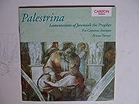 Palestrina;Lamentations of