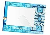 Best サックスフォトフレーム - Team Five(チームファイブ) バスケットボール 写真立て APS-0602 サックス Review