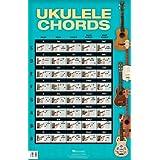 Ukulele Chords - Poster (22 X 34): 22 X 34 Poster
