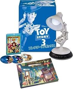 トイ・ストーリー3 コレクターズ・ボックス (数量限定) [Blu-ray]