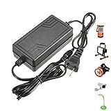 ELEGIANT ACアダプター電源 DC出力:24V 2A 高効率、低消費電力 11