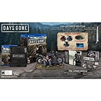 Days Gone Collector's Edition PlayStation 4 デイズゴーンコレクターズエディションプレイステーション4 北米英語版 [並行輸入品]