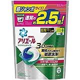 アリエール 洗濯洗剤 リビングドライジェルボール3D 詰め替え 超ジャンボ 44個入 × 6個