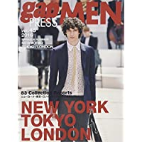 gap PRESS MEN vol.43(2016 Spr NEW YORK,TOKYO,LONDON MEN'S CO (gap PRESS Collections)