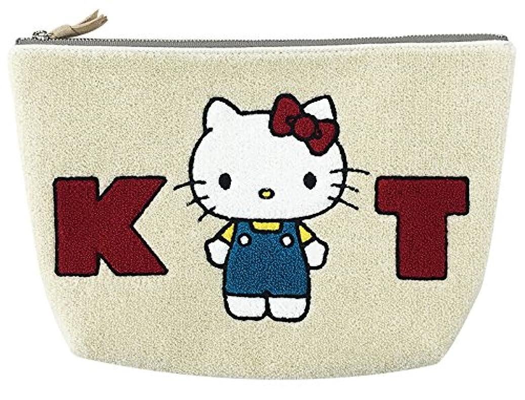 郡下露骨な[アルディ] 【HELLO KITTY】HKP4-4 サガラポーチ HKP ポーチ
