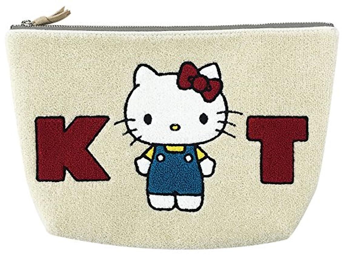 強調するクライマックス温かい[アルディ] 【HELLO KITTY】HKP4-4 サガラポーチ HKP ポーチ