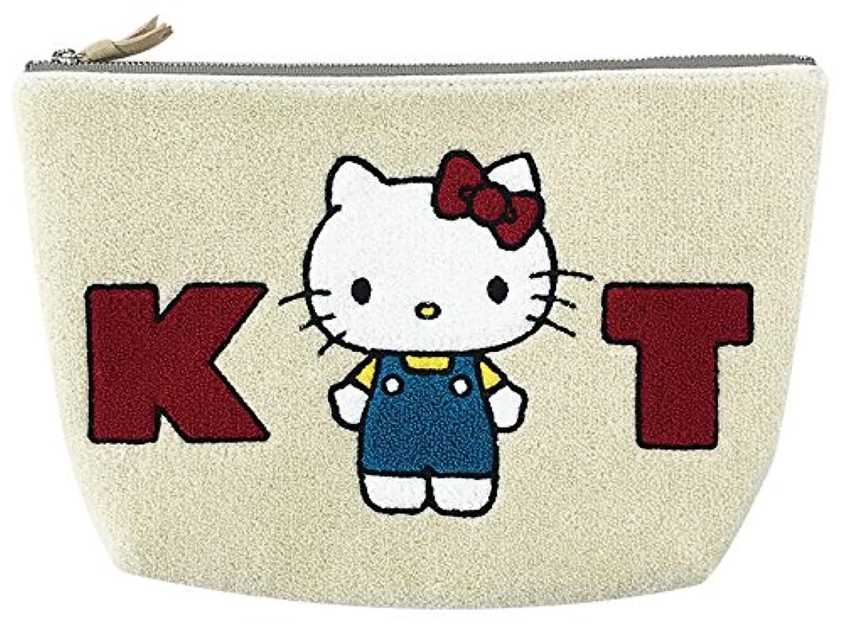 平和的殺します印象的[アルディ] 【HELLO KITTY】HKP4-4 サガラポーチ HKP ポーチ