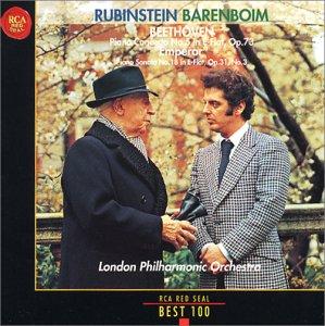 ベートーヴェン : ピアノ協奏曲第5番 「皇帝」