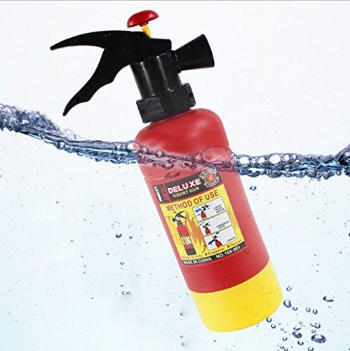 [해외]Dovewill 2 개들이 아이 소화기 형 물총 장난감 대전 게임 선물/Dovewill 2 pieces Children fire extinguisher type water guns toy battle game gift