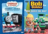 Steamies Vs Diesels & Bob Saves the Day [DVD] [Import]