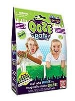 Zimpli Kids Ooze Baff-Single Use Bath Gel Toy Green 150g [並行輸入品]