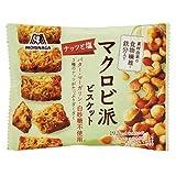 森永製菓 マクロビ派ビスケット ナッツと塩 37g×6袋
