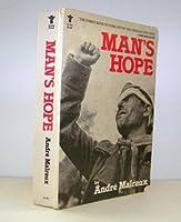Man's Hope (An Evergreen Book)
