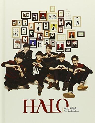 2nd シングル - Hello HALO(韓国盤)