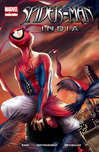 Spider-Man: India (2004) #1 (of 4) (English Edition)