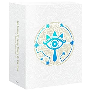 【Amazon.co.jp限定】ゼルダの伝説 ブレス オブ ザ ワイルド オリジナルサウンドトラック(初回数量限定生産盤)(特典内容未定)