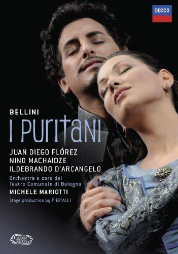 ベッリーニ:歌劇《清教徒》 [DVD]の詳細を見る