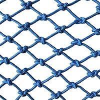 Wathet屋外子供用セーフティネット保護ネットバルコニー階段落下防止ネット幼稚園色装飾ネットフェンスネットワーク幅1 / 4M長さ1M / 9M手編み伝統的な構造 (Size : 1m*3m)