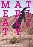 Materiality (Whitechapel: Documents of Contemporary Art) 画像