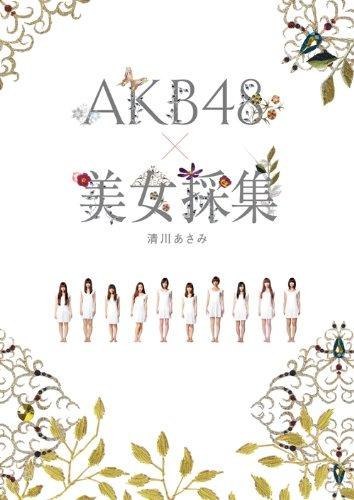 清川あさみ「AKB48×美女採集」