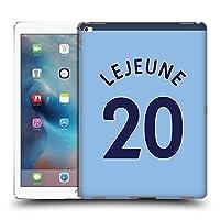 オフィシャルNewcastle United FC NUFC Florian Lejeune 2017/18 プレイヤーズ・アウェーキット グループ1 iPad Pro 12.9 (2015) 専用ハードバックケース