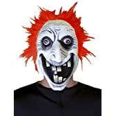 クレイジークラウン マスク コスチューム用小物 802742