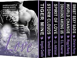 Perceptions Of Love Boxed Set: Six Full Time Novels by [Castle, Angela, Baker, Tamsin, Addicoat, J. L., Kraemer, C. L., Mundy, Maggie, Young, Christine]