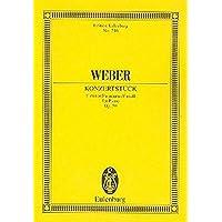 Piano Concerto in F Minor Op. 79: Study Score