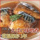 レトルト 和風 煮物 さばの味噌煮 120g (1-2人前) X5個セット (和食 おかず 惣菜)