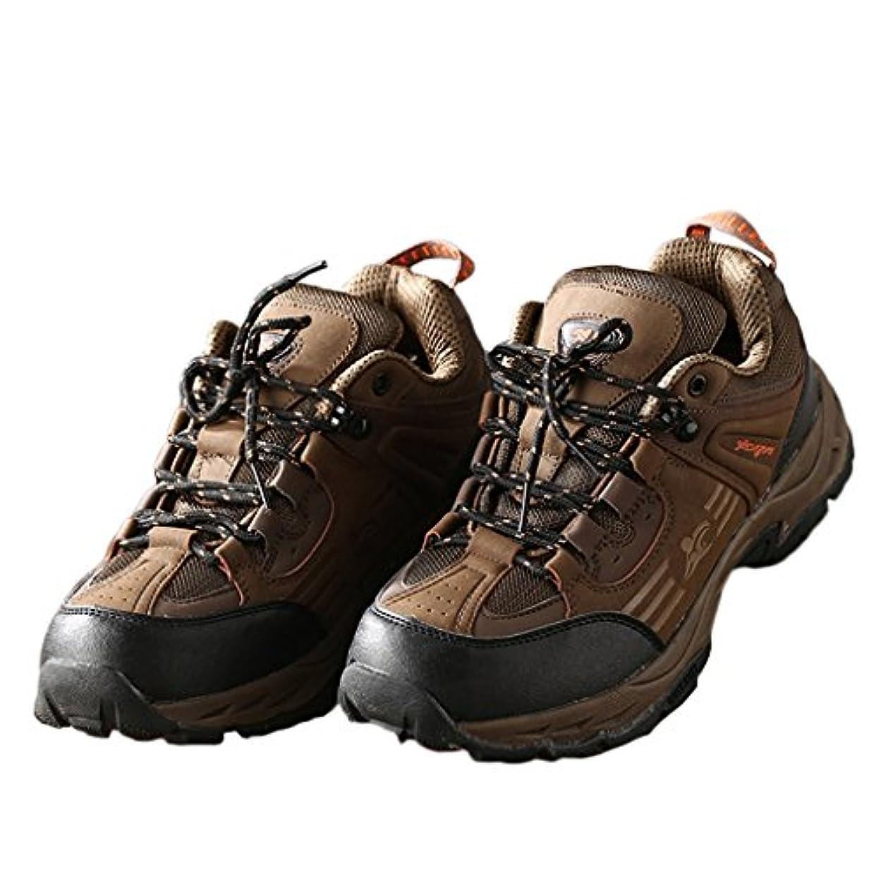 増強エトナ山誇張する「イノヤ」メンズ レディース ハイキングシューズ アウトドア 衝撃吸収 トレッキングシューズ スキッド 男女兼用 防滑 通気性 耐磨耗 ローカット スポーツ 登山靴 山歩き/里歩き/登山道