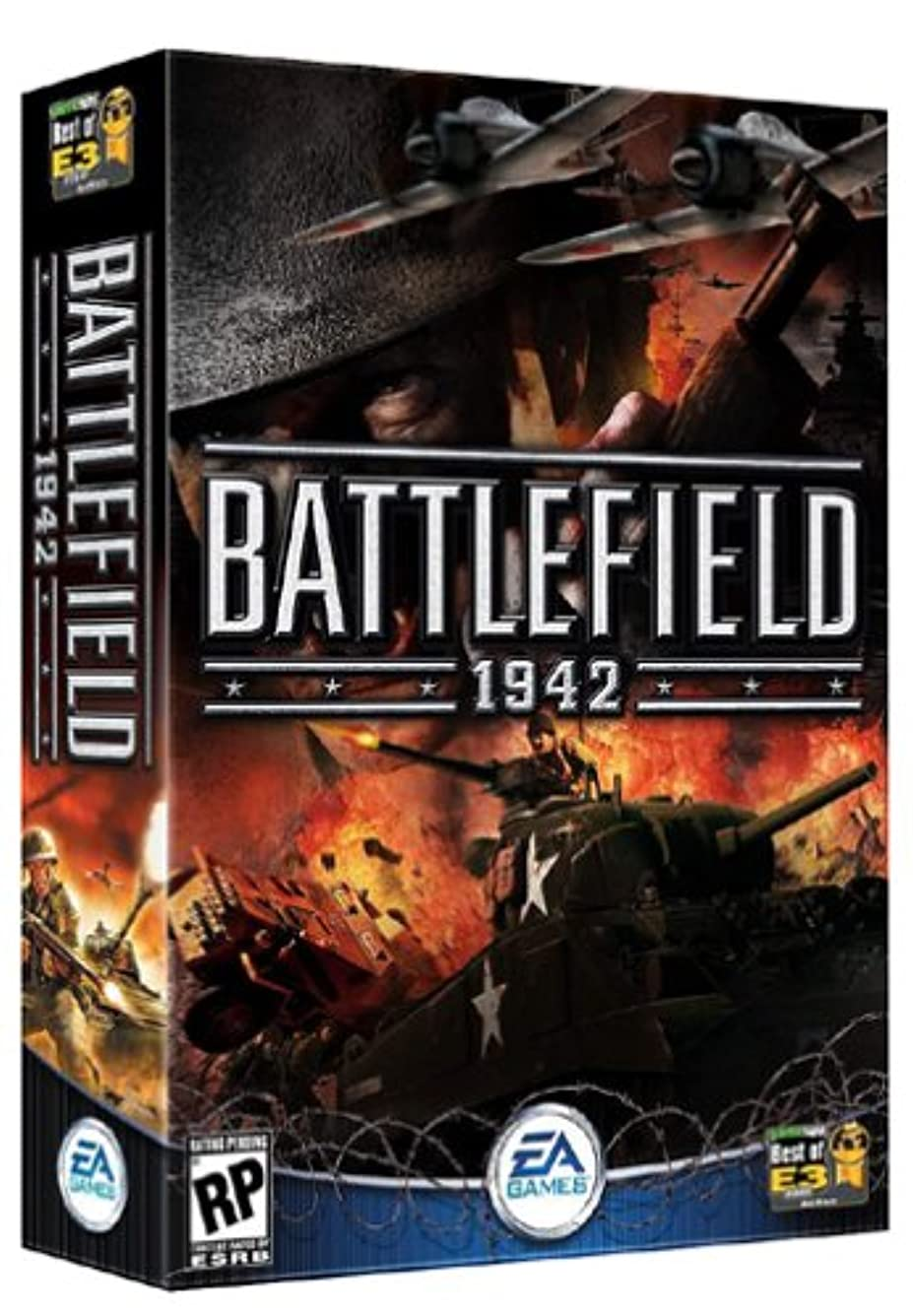 アプライアンス気味の悪い起訴するBattlefield: 1942 (輸入版)