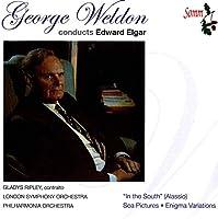 ジョージ・ウェルドン:エルガーを振る