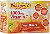 海外直送品 Alacer Emergen-C Alacer Emergen-C Super Orange, Super Orange 30 packets 1000 mg