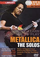 Learn to play Metallica - The Solos (+ CD)