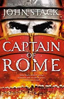Captain of Rome (Masters of the Sea) by [Stack, John]