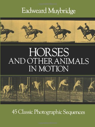 Horses and Other Animals in Motion: 45 Classic Photographic Sequences (Dover Anatomy for Artists)の詳細を見る