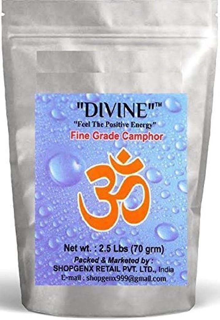 鋼徴収類人猿Divine供養Pure 70 g Refined Camphor Flakes for Holy Spiritual Hindu供養Ganpati & Diwali Rituals