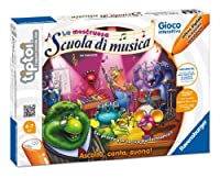 Ravensburger tiptoi 00574 ゲーム「The Monstrous School of Music」