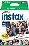 FUJIFILM インスタントカメラ ワイド用フィルム 20枚入 INSTAX WIDE WW 2