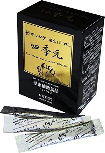 四季元 姫マツタケ(岩出101株使用)3g*30袋...