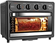 Toyomi AFO 2525RC Airfryer and Oven with Rotisserie, 25L, 1370W