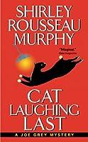 Cat Laughing Last: A Joe Grey Mystery (Joe Grey Mystery Series)