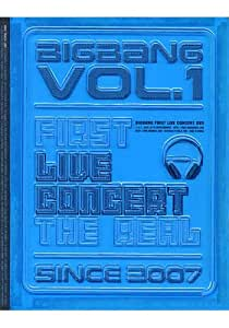 BIGBANG 1st LIVE DVD/THE REAL SINCE2007 [韓国輸入盤]