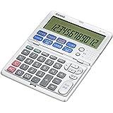 カシオ 金融電卓 特大表示 12桁 BF-750-N