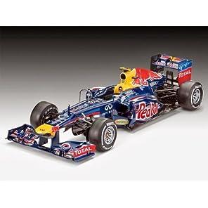 Revell レベル 07075 Red Bull Racing RB8 Webber レッドブル レーシング (M.ウェバー) 1/24 [並行輸入品]