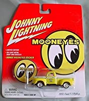 Johnny Lightning Mooneyes 1950 Ford F-1 Pickup by Playing Mantis [並行輸入品]